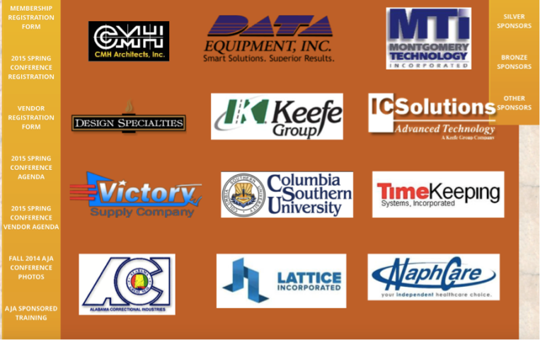 Alabama Correctional Industries Sponsors