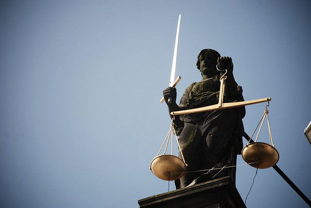 Scales of Justice weigh heavily against Defendants in Alabama