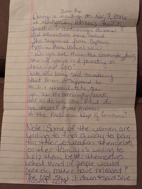 Dormitory Representatives Meeting Notes