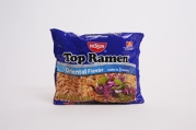 Ramen Oriental Flavor Calories 190 Fat 7g Sodium 800mg Servings 2 Avg. Price $0.85
