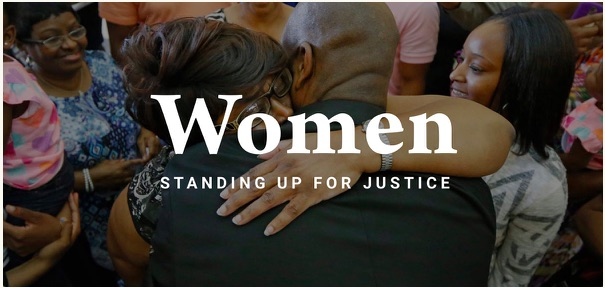 Women Standing Up For Justice